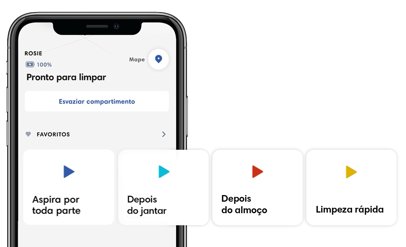 HomeApp iRobot