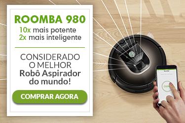 Roomba 980 MOBILE