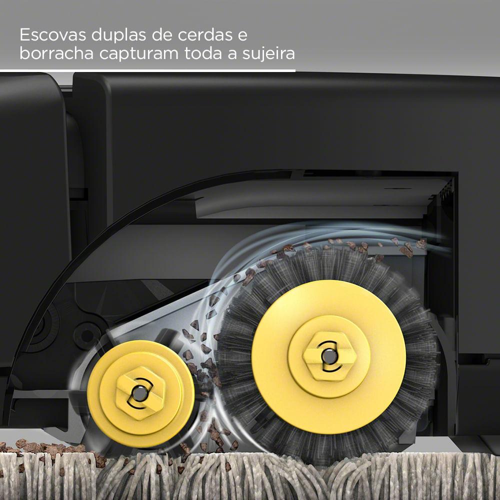 Robô Aspirador de Pó Inteligente Bivolt Roomba® 675 iRobot