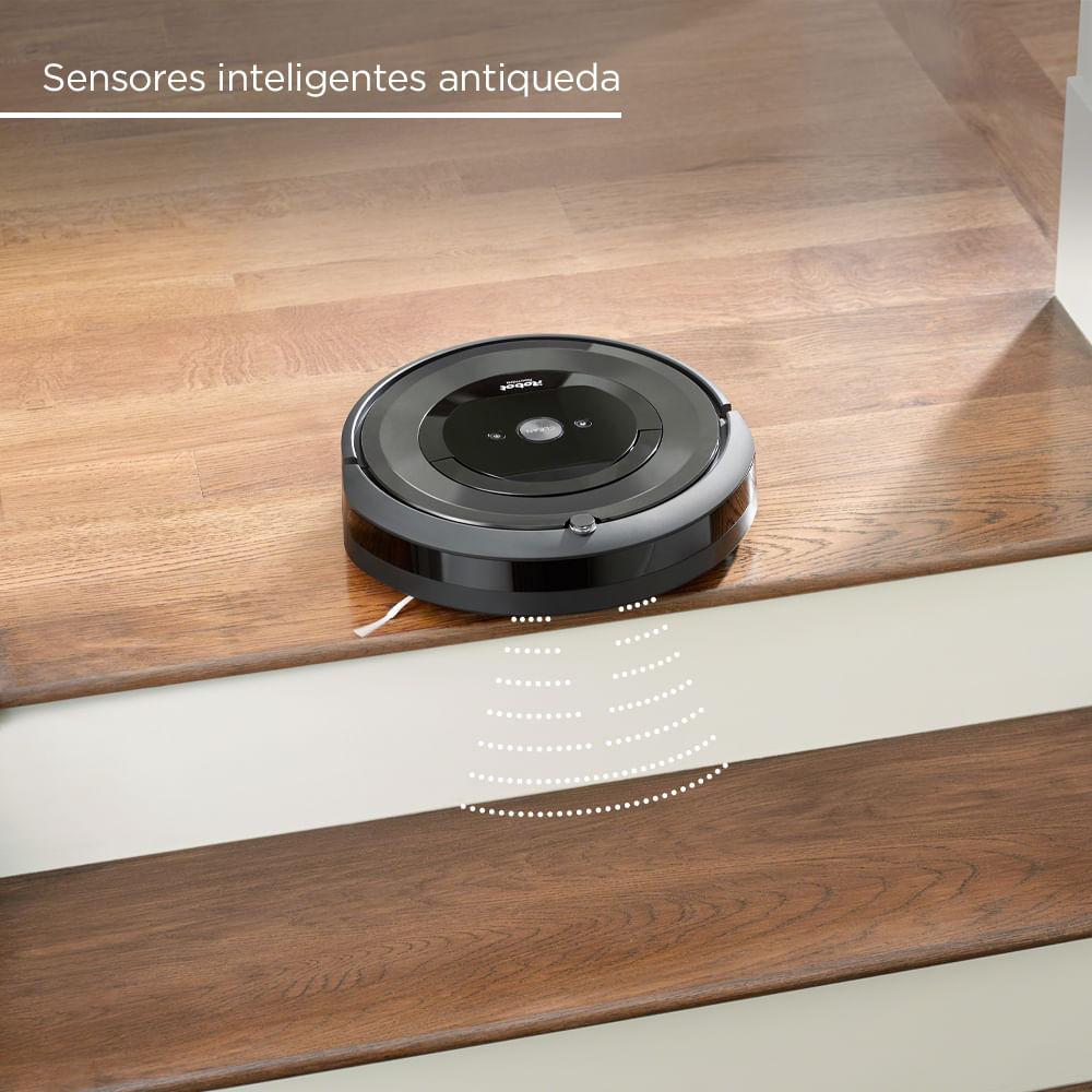 Robô Aspirador de Pó Inteligente Roomba® e5, ideal para Pets