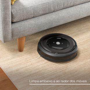 roomba-e5-design-perfil-baixo
