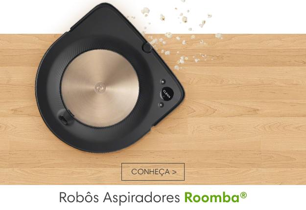Banner chamada Roomba