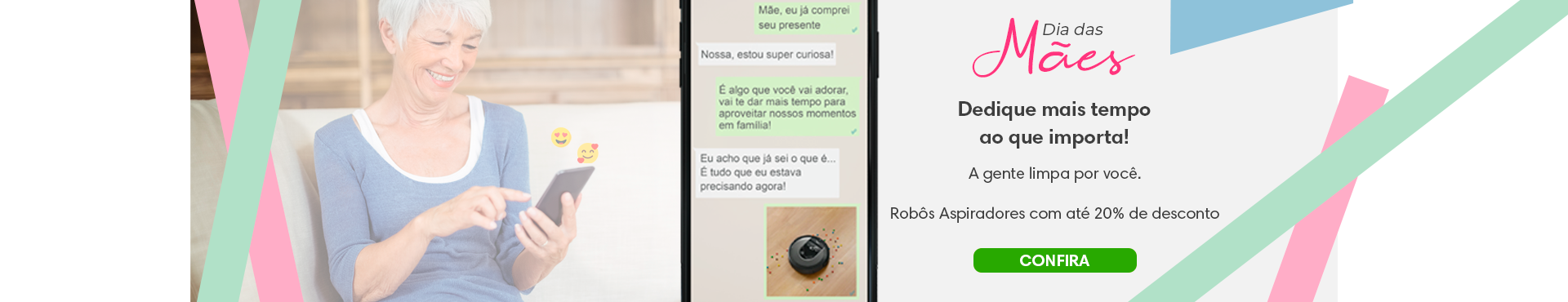 Banner Roomba i7
