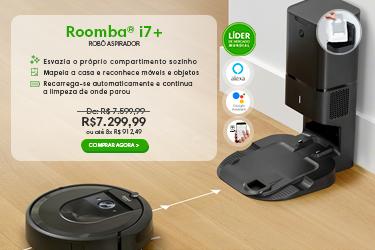 Banner Roomba i7+
