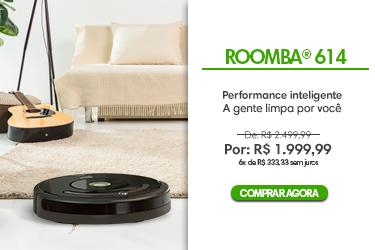 Roomba 614 - MOBILE