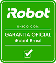 Selo de Garantia iRobot